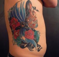 Tattoo von Moni